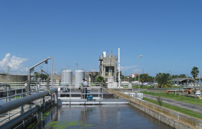 Bethune Point Wastewater Treatment