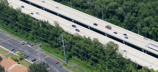 I-295 East Beltway at UNF Drive Design-Build