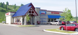 IHOP Restaurant Development