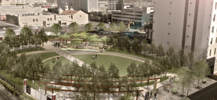 Slack Plaza Master Plan