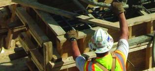 Jack's Run Bridge No. 1 Construction Management