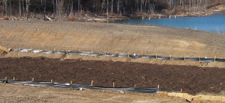 Lake Milton Acid Mine Drainage Reclamation