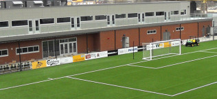 Riverhounds Stadium Land Development