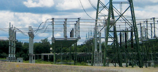 Electric Transmission Substation Retrofits