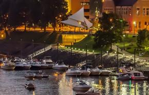 Revitalizing the Riverfront
