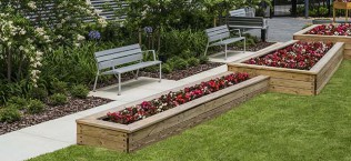 Orlando Health – Rehabilitation Garden