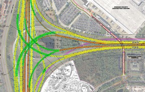 Diverging Diamond Interchange—Going Against Expectations