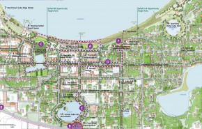 GAI Consultants' Project Team Recognized for Clermont Downtown and Waterfront Master Plan