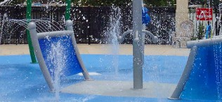 Eustis Splash Park