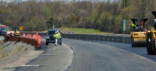 Pavement and Structure Rehabilitation for the Northeast Extension, I-476 Milepost A-94 TO A-122