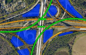 GAI Wins High-Profile I-95/I-295 North Interchange CEI Project
