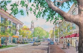 Maitland downtown plan takes grander shape