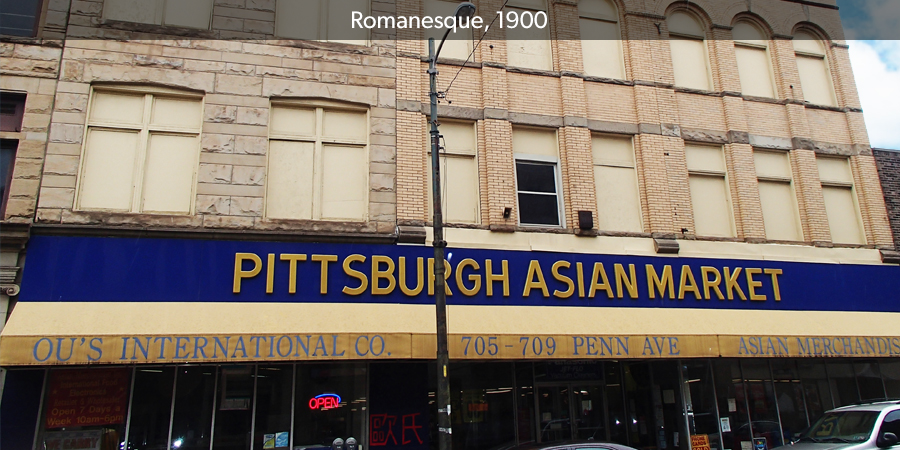 Wilkinsburg-AsianMarket-Romanesque