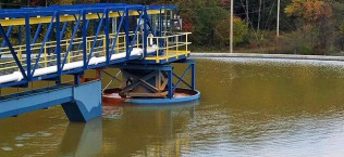 Cresson Acid Mine Drainage Treatment Plant