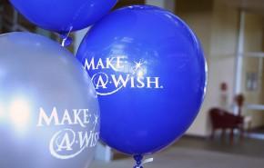 Help Us Reach Our<br> Make-A-Wish Goal