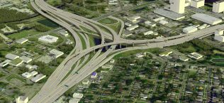 I-95/I-10 Operational Improvements Design-Build, FDOT District 2