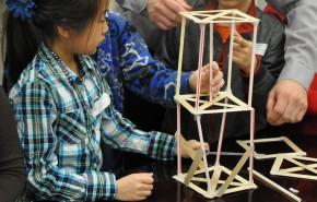 E-Week Activities Inspire Wonder in Future Engineers