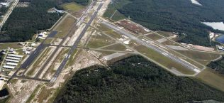 Flagler Executive Airport Runway 11-29 Relocation and Extension