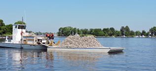 Dominion Cove Point: Oyster Mitigation Program
