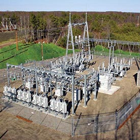 Substation engineering