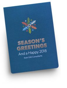 Happy holidays from gai its been another successful year for gai and its all thanks to our accomplished staff our loyal clients and our valued business partners m4hsunfo