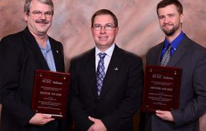 ACEC Indiana Honors GAI Project with Engineering Excellence Award