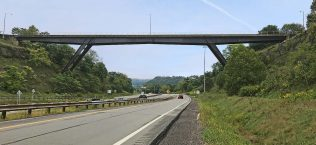 WVDOH Chapel Road Bridge
