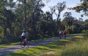 "Blazing New Florida Rail-to-Trail ""An Adventure"""