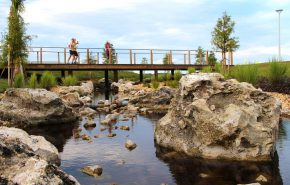 Victory Pointe Park Wins ASLA Florida Design Award