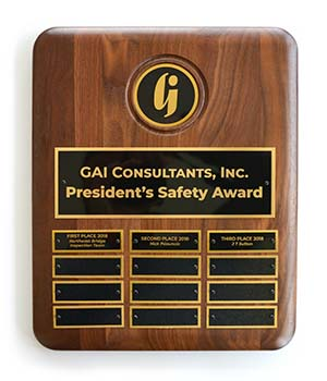President's Safety Award