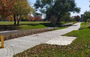 Shared-Use Greenway for Dr. Martin Luther King Jr. Park