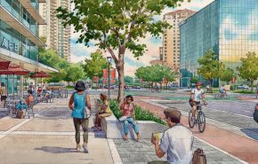 Riverplace Boulevard Complete Street