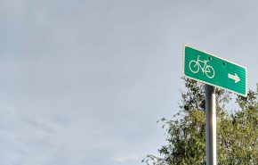 Wayfinding Project for Florida's Bike 5 Cities Path
