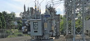 Power Transformer Replacement Project