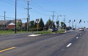 Dupont Road Improvement Project Wins Merit Award