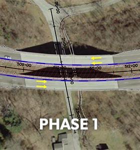 Miller Road Traffic Phase 1