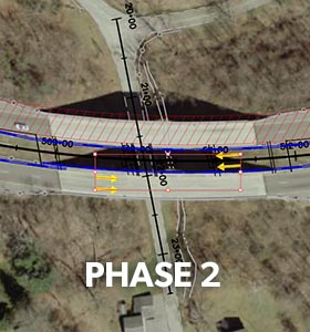 Miller Road Traffic Phase 2