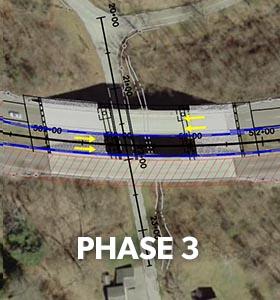 Miller Road Traffic Phase 3
