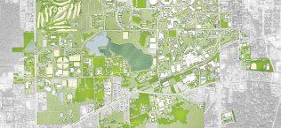 University of Florida Campus Landscape Master Plan