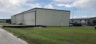 Leesburg International Airport – Aircraft Storage Hangars