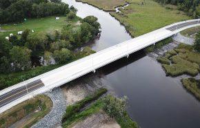 Howell Drive/Ribault River Bridge Project Wins Outstanding Bridge Award