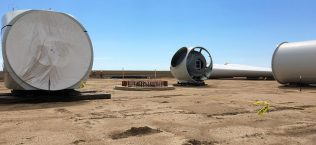 Colorado Wind Project – Civil and Environmental Services