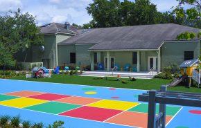 New Hope for Kids Backyard and Garden