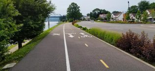 Kanawha Trestle Walk and Bikeway System