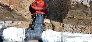 PWSA 2020 Small Diameter Water Main Replacement – Contract B